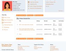 Library Catalog Interface Redesign